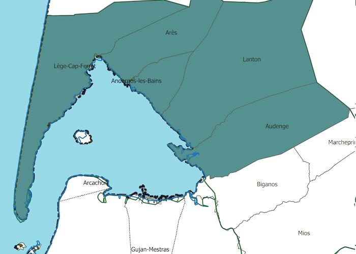 Livraison produits bassin arcachon par oceobois